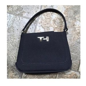 Tommy Hilfiger Black, Mini Hand Bag, 90s/Y2K